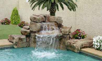 Pool Waterfall Systems,